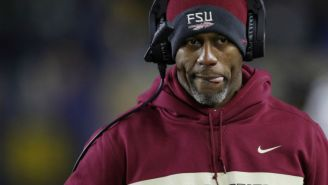 Florida State Has Fired Coach Willie Taggart In The Middle Of His Second Season