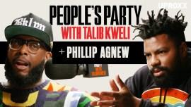Talib Kweli And Phillip Agnew Talk Bernie Sanders, HBCUs, Spike Lee, & Reparations