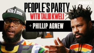 Talib Kweli And Phillip Agnew Talk Bernie Sanders, HBCUs, Spike Lee, & Reparations