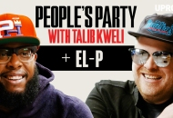 'People's Party With Talib Kweli' Episode 22 -- El-P