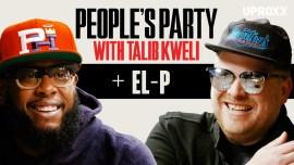 Talib Kweli And El-P Talk Run The Jewels 4, Killer Mike, Company Flow, & Rawkus