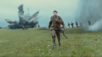 Soldiers Race Against Time In The Pulse-Pounding New Trailer For '1917'