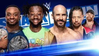 WWE Friday Night Smackdown Open Discussion Thread (12/20/19)