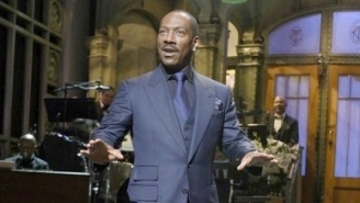 Eddie Murphy Just Might Bring His Bill Cosby Impression Back To 'SNL'