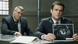 David Fincher Isn't Sure If There's Going To Be Another Season Of 'Mindhunter'