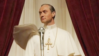 Jude Law And John Malkovich Go To War In The Latest Trailer For 'The New Pope'