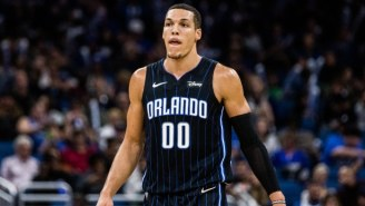 Aaron Gordon Won't Do The Dunk Contest Because His 'Focus' Is On Getting The Magic To 'Big Games'