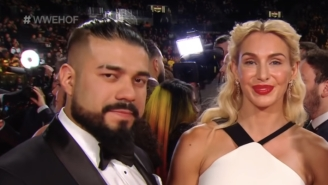Charlotte Flair And Andrade Filed Some Interesting Non-WWE Trademarks