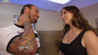 Stephanie McMahon Would Like CM Punk And AJ Lee Back In WWE, Because Of Course She Would