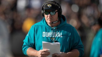 Report: The Jaguars Will Fire Head Coach Doug Marrone After Their Season Finale