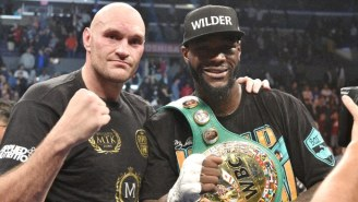 Deontay Wilder And Tyson Fury's Highly-Anticipated Rematch Will Take Place In February