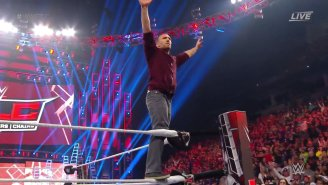 Daniel Bryan Returned At WWE TLC With A New Look