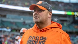 The Browns Fired Freddie Kitchens After Losing To The Bengals To End The Year 6-10