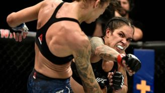 Amanda Nunes Successfully Defended Her Bantamweight Title Against Germaine De Randamie At UFC 245