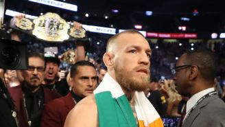 Conor McGregor Reportedly Wants To Fight Three Times In 2020