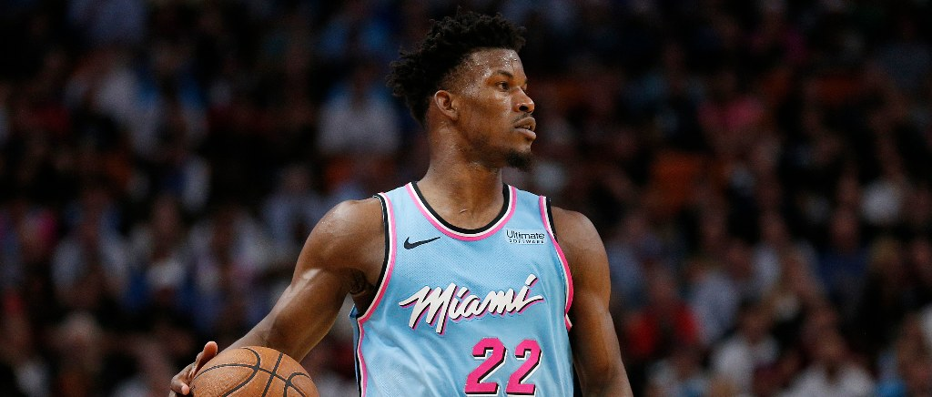 Jimmy Butler Is Trying To Secure A Trademark For Big Face ...