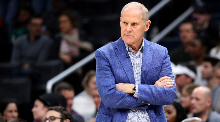 John Beilein Claims He's Been Encouraged By Cavs Veterans To 'Keep Doing What You're Doing'