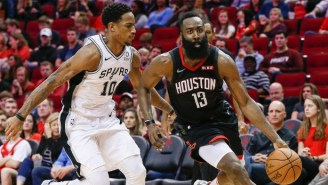 DeMar DeRozan Believes James Harden Could Score 100 In A Game If He 'Put His Mind To It'
