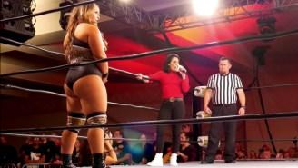 Watch Tessa Blanchard's Impassioned WrestleCade Promo Responding To Sandman