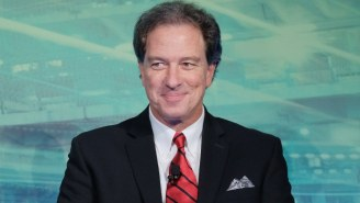 Please Enjoy Kevin Harlan Calling Two Different NFL Games At The Same Time