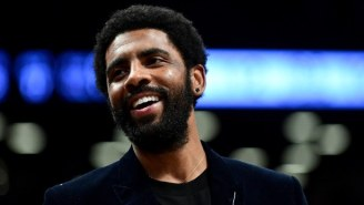 Kyrie Irving Praised Becky Hammon Making History: 'It's A Genderless Society That's Going On In 2020'