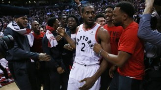 Kawhi Leonard Explained Why He Let Himself 'Show Some Emotion' After His Game 7 Buzzer-Beater