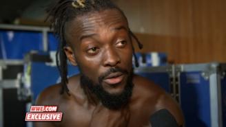 Kofi Kingston On Why He's Not Getting That Rematch With Brock Lesnar