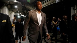 Magic Johnson Contends The Lakers 'Would Not Be In The Position It's In Without Me'