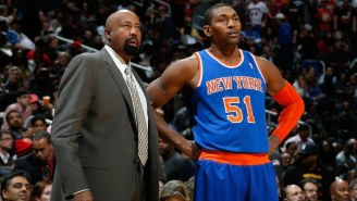 Metta World Peace Wants The Knicks To Hire Him To Replace David Fizdale