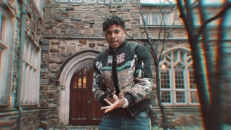NLE Choppa Dances At The Trap In His Chilling 'Famous Hoes' Video