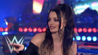 Paige On Her Love Of 'Talking Crap' And Her Frustrations With WWE's Women's Division