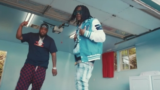 03 Greedo And Maxo Kream Break Into A House To Throw A Party In The 'Beg Your Pardon' Video