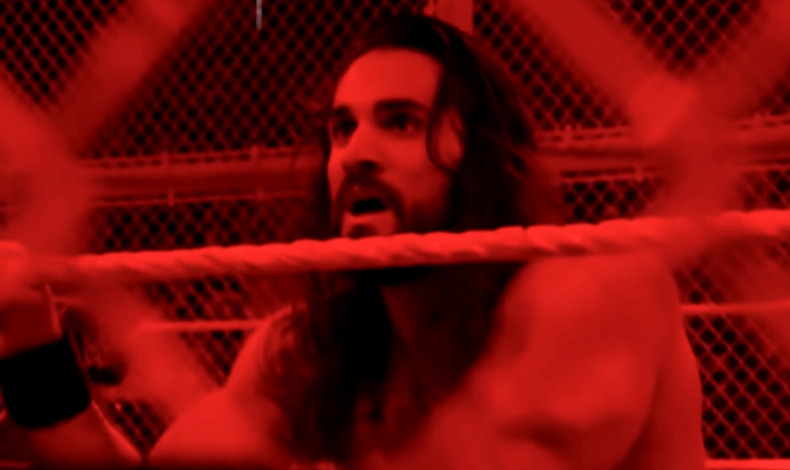 Seth Rollins Blamed The Red Lights For His Hell In A Cell Match Being Such A Mess