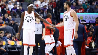 The Raptors Announce Marc Gasol, Norman Powell, And Pascal Siakam Are All Out Indefinitely