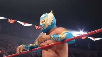Sin Cara Has Chosen A New Ring Name To Honor A Lucha Legend