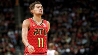 Report: Trae Young Got Criticized By Teammates Before His 7-Point Night Against Charlotte