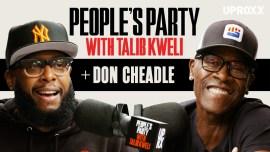 Talib Kweli And Don Cheadle Talk Kendrick, Miles Davis, Marvel, And Boogie Nights
