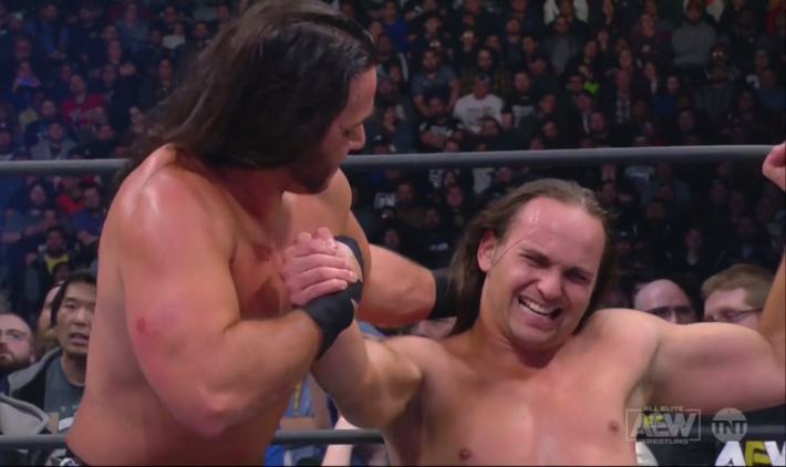 Nick Jackson Of The Young Bucks Worked AEW Dynamite With The Flu