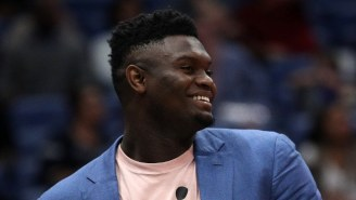 The Pelicans Are 'Very Likely' To Hold Zion Williamson Out Of Back-To-Backs After His Return From Surgery
