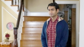 Kumail Nanjiani Joined The Marvel Cinematic Universe And Got Absolutely Ripped