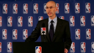 Adam Silver Believes 'We Would Not Have To Shut Down If A Single Player Tested Positive'