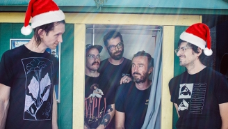 Indie Mixtape 20 Holiday Edition: AJJ's New Years Resolution Is Peace On Earth