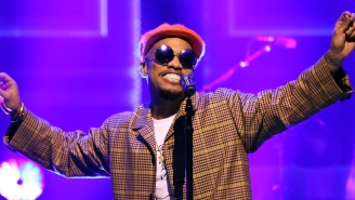 Anderson .Paak Joined The Free Nationals To Perform 'Gidget' On 'The Tonight Show'