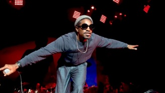 Andre 3000 Says He Wants To Make A New Album But Lacks The 'Confidence' And 'Focus' To Do It