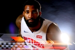 Andre Drummond's Rebounding 'Instinct' Has Given Him An Elite Skill To Be Thankful For