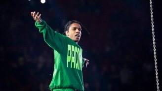 ASAP Rocky Isn't Concerned With Donald Trump's Motivation For Helping Him Get Out Of Jail In Sweden