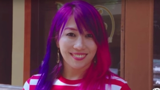 WWE's Asuka Shares Her Love Of Sushi With Reina Scully On 'Gochi Gang'