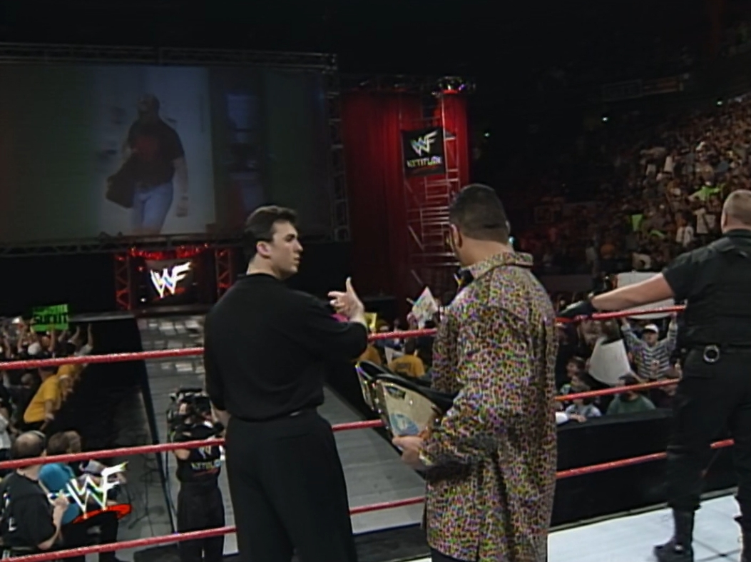 The Best And Worst Of Wwf Raw Is War For November 16 1998