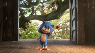 A 'Sonic The Hedgehog' Trailer Revealed There's A Baby Sonic, Too