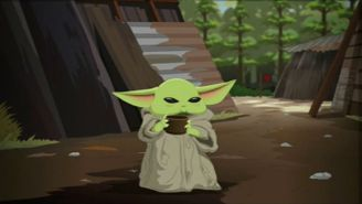 'South Park' Is Not A Fan Of Baby Yoda And 'The Mandalorian'
